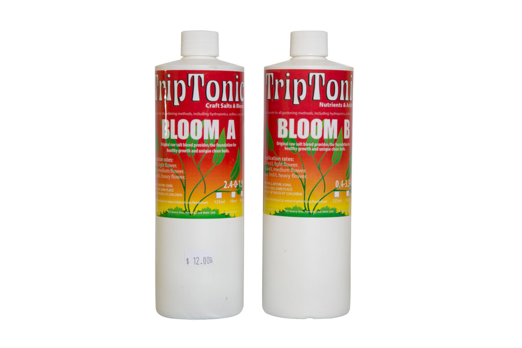 TripTonic Bloom A+B 500ml