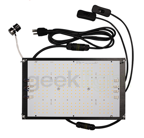 TripTonic LM301H 120W LED Board 3000k w 660nm UV IR