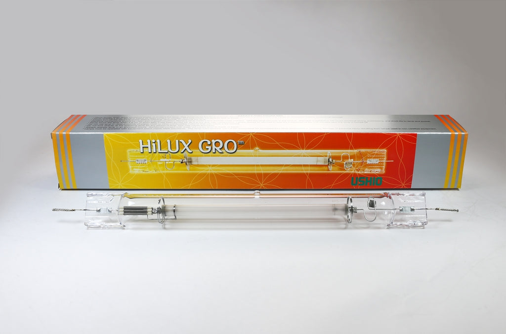 USHIO Hilux Gro™ 1000W Double Ended Bulb