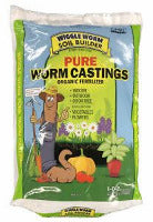 Wiggle Worm  Earthwarm Castings 13.6kg
