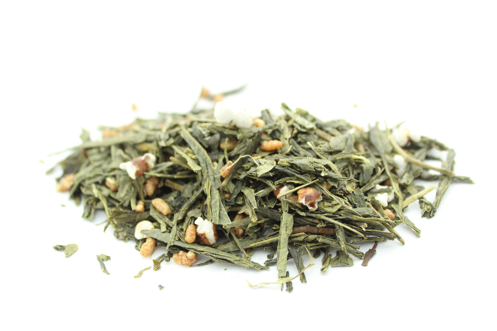 Load image into Gallery viewer, Organic Genmaicha