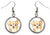 Chihuahua Dog Silver Hypoallergenic Stainless Steel Earrings