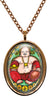 My Altar Good Luck Buddha for Wealth & Fortune Stainless Steel Pendant Necklace