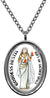 My Altar Goddess Hestia Gift of Sacred Space Stainless Steel Pendant Necklace