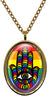 My Altar LGBT Rainbow Pride Protection Stainless Steel Pendant Necklace