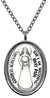 My Altar Goddess Achelois Gift of Washing Away Pain Stainless Steel Pendant Necklace