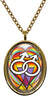 My Altar Homosexual Gay Male Love Symbol LGBT Stainless Steel Pendant Necklace