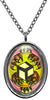 My Altar Animal Reiki Antahkarana Gateway to The Heavens Stainless Steel Pendant Necklace