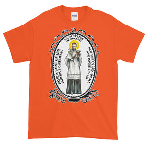 St Aloysius de Gonzaga Patron of Aids Caregivers and Patients T-Shirt