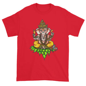 Lord Ganesh of Intellect Wisdom Karma Unisex T-shirt