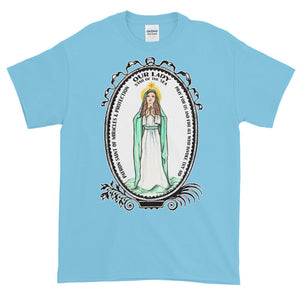 Our Lady Star of the Sea for Miracles & Protection T-shirt