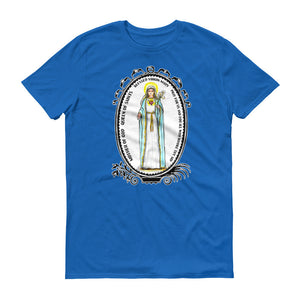 Blessed Virgin Mary Mother of God Queen of Saints T-shirt