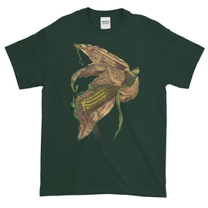 Autumn Corn Harvest Adult Unisex T-shirt