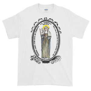 Saint Angela Merici Patron for Loss of Parents T-Shirt