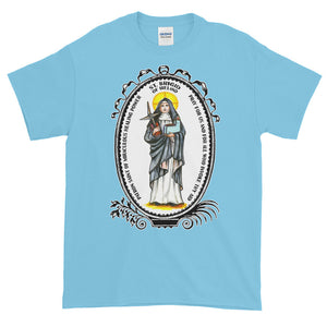 St Brigid of Ireland for Miraculous Healing Power T-shirt