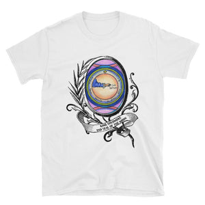 Solomons 2nd Moon Seal for Protection From Natural Disasters Unisex T-Shirt