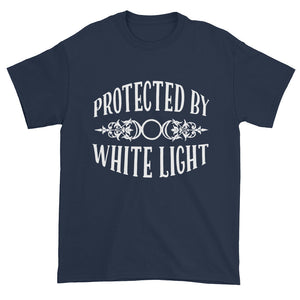 Protected By White Light Unisex T-shirt