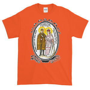Blessed Karl & Empress Zita Patrons of Soul Mates Unisex Adult T-shirt