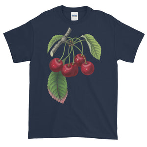 Cherry Tree Branch Adult Unisex T-shirt