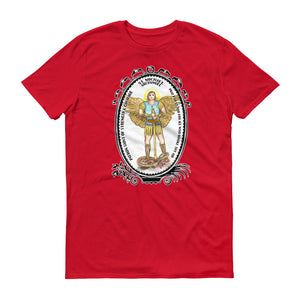 Archangel St Michael Patron of Strength & Courage Unisex T-shirt