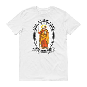 St Thomas Apostle Patron of Architects Unisex T-shirt