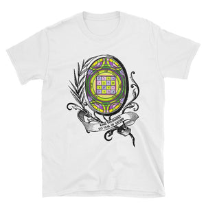 Solomons 1st Saturn Seal Make Others Submit to Your Wishes Unisex T-Shirt