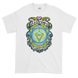 La Sirene Dreams Come True Mermaid Lwa Veve Voooo Adult Unisex T-shirt