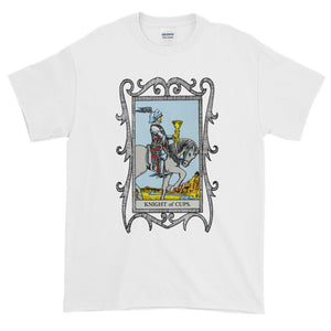 Knight of Cups Tarot Card Adult Unisex T-shirt