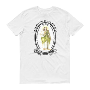 St Jude Apsotle Patron of Extreme Challenges Unisex T-shirt