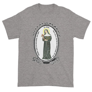 St Rita Patron of Defeating the Odds Unisex T-shirt