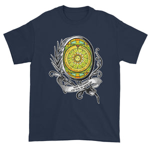 Solomons Mercury 4 for Knowledge of All Things Unisex T-shirt