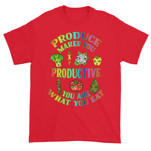 Produce Makes You Productive T-shirt