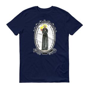 St John of God Patron of Healing the Heart Unisex T-shirt