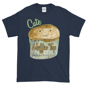 Cute Muffin Top Adult Unisex T-shirt