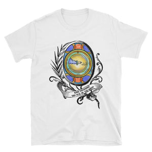 Solomons 3rd Moon Seal for Travel Protection Unisex T-Shirt