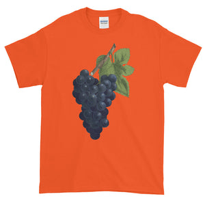 Purple Grapes Adult Unisex T-shirt