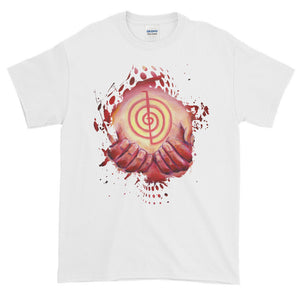 Reiki Choku Rei Healing Power Adult Unisex T-shirt