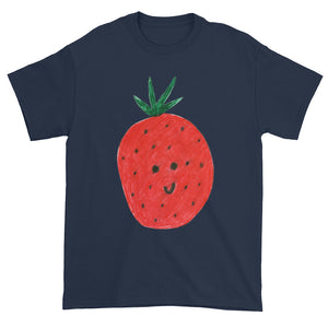 Whimsical Strawberry Unisex T-shirt