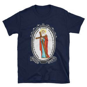St Helena Patron of Difficult Marriages & Divorce Unisex T-Shirt