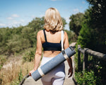 Load image into Gallery viewer, Australia's best yoga mat - 2e Connected Eco Yoga Mat - Ocean Blue