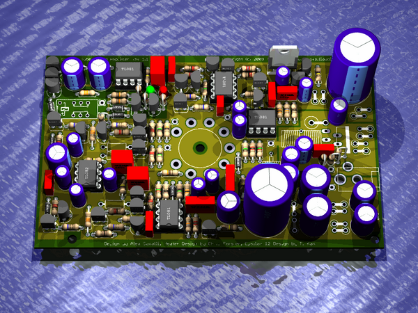 CTH Board 3D