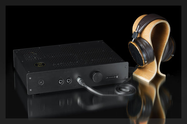 Liquid Gold Headphone Amplifier