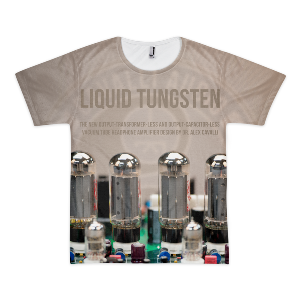 Liquid Tungsten Prototype Commemorative Tee (Unisex)
