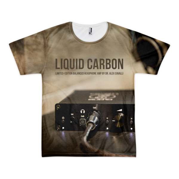 Liquid Carbon Commemorative Tee (Unisex)