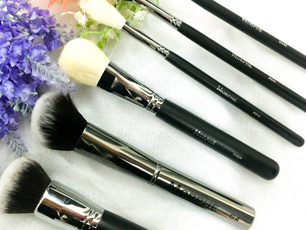 An in-depth Review on Morphe Brushes