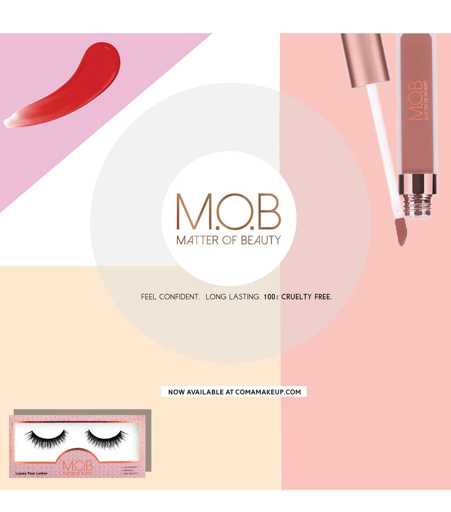 Who is M.O.B Cosmetics?