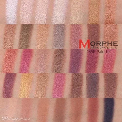 Image result for MORPHE 35F SWATCHES