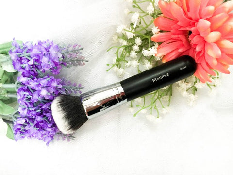 morphe brushes m439 review on comamakeup