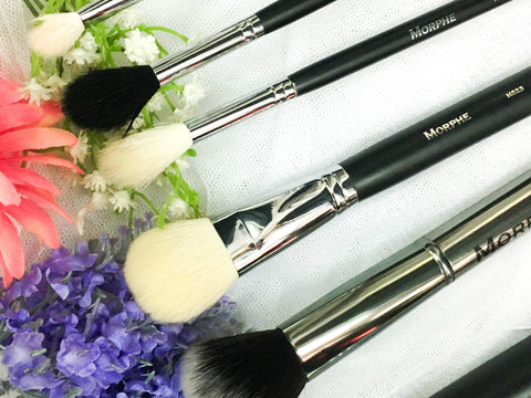 morphe brushes review on comamakeup