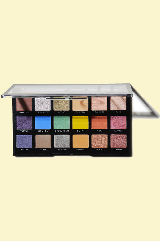 18 Hit Wonders Palette
